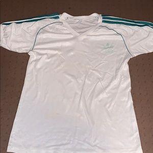 Old vintage Adidas shirt